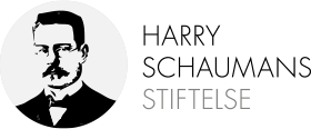 Harry Schaumans stiftelse logo